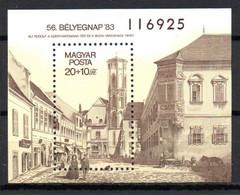 R2-19 Hongrie Bloc N° 169 **. A Saisir !!! - Hojas Bloque