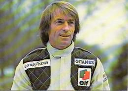 Automobile, Voiture - Jacques LAFFITE. Pilote LIGIER GITANES JS 11 Formule 1 - 1979 - Grand Prix / F1