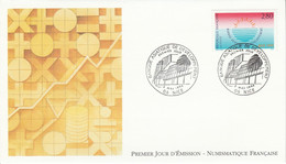 FDC 1994 BANQUE ASIATIQUE DE DEVELOPPEMENT - 1990-1999