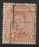 Brussel  1921  Nr. 2628CII - Roller Precancels 1920-29