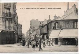 Boulogne-sur-Seine- Rue D'Aguesseau - Boulogne Billancourt