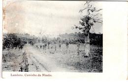 ANGOLA - CABINDA - Landana, Caminho Da Missão - Angola