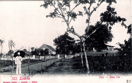 ANGOLA - LOANDA - LUANDA - Ilha - Uma Rua - Angola