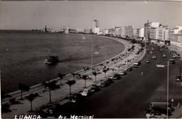 ANGOLA - LUANDA - Av. Marginal - Angola
