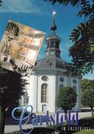 1 AK Germany / Sachsen * Trinitatiskirche In Carlsfeld - Ein Ortsteil Von Eibenstock - Erste Zentralbaukirche In Sachsen - Eibenstock
