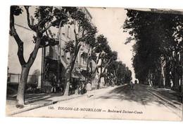 TOULON LE MOURILLON BOULEVARD DOCTEUR CUNEO COMMERCES ANIMEE - Toulon