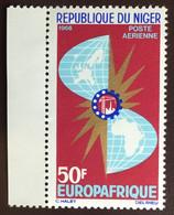 Niger 1966 Europafrique MNH - Niger (1960-...)