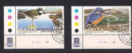 Malte Malta Cept 1999  Yvertn° 1039-40 (o) Oblitéré  Faune Oiseaux Vogels Birds - Malta