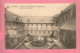 C.P. Le Rœulx =  Couvent Des Religieuses  AUGUSTINES  :  Cloître Et  Jardin Intérieur - Le Roeulx