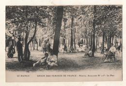 LE RAINCY   UNION DES FEMMES DE FRANCE Hopital Auxiliare N 115 Le Parc - Le Raincy