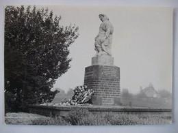 108A Ansichtkaart Woensdrecht - Monument - 1981 - Otros