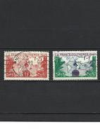 92-4 La France D'outre Mer 1940 Et 1941 YT 453 Et 503 Oblitérés - Usados