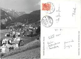 Falcade. Agordino. Panorama. Viaggiata 1955 - Unclassified