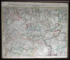 Rheinverlauf (Unterrheingegend) Bei Köln Und Der Moselgegend, Cursus Rheni Auf Basilea Usque Ad Bonnam (sectio Seu Infer - Non Classificati