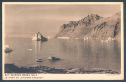 Groenland Greenland Den Sovende Mands Fjeld - Greenland