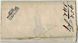 1842, Bf. Samlung, Sehr Klar , Luxus!,  A4779 - ...-1850 Prephilately