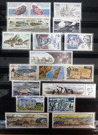 TAAF 2011, Poste N° 578/601 ; Timbres Et Blocs, Luxe, Magnifiques, Prix Très Intéressant - Komplette Jahrgänge
