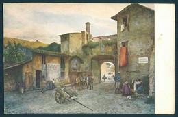 Lazio ROMA Acquarelli Di F. Roesler - Unclassified