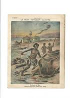 TURTLES Tortues De Mer Petit Voyageur Illustré Protège-cahier Couverture 220 X 175 TB 3 Scans - Book Covers