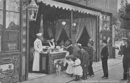Paris       75      Fête Foraine    Marchand De Frites        (voir Scan) - Sets And Collections