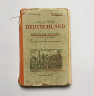 Livre Daheim Und Draussen, Deuxième Langue, Collection Deutscland, Bodevin Isler, Editions Masson Et Cie - School Books