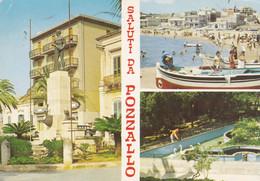 (P471) - POZZALLO (Ragusa) - Multivedute - Ragusa
