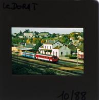 Le Dorat (87) X 2200 Diapositive - Trains