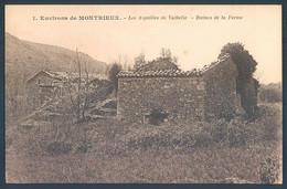 83 Environs De MONTRIEUX Les Aiguilles De Valbelle  Ruines De La Ferme - Unclassified