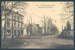 69 LYON 8 MONPLAISIR Boulevard Pinel Bron - Lyon 8