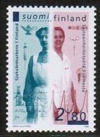 FINLANDIA 1998 - ENFERMERIA - YVERT 1386** - Nuevos