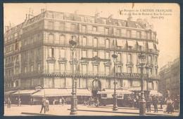 75 PARIS 08 Rue De Rome Et Rue Saint Lazare Presse Action Française Politique Journal - District 08