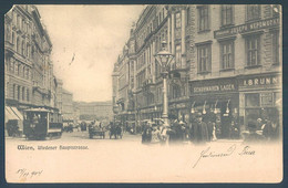 Austria WIEN Wiedener Hauptstrasse - Unclassified