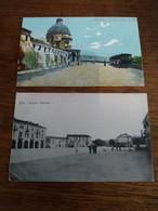 Lot De 2 Cartes De Messina Et Alba - Sin Clasificación