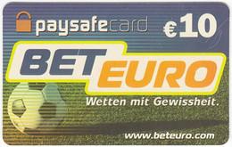 Credit Card A-478 Austria - Sport, Soccer - Sample - Croazia