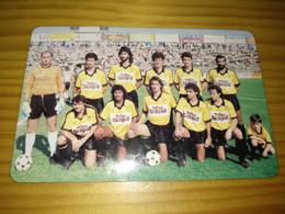 "Calendar Of Pocket  "" Soccer, Futebol - Beira Mar   "" Advertising - Formato Piccolo : 1981-90"