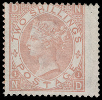 * Great Britain - Lot No.15 - Unused Stamps