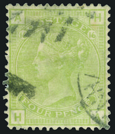 O Great Britain - Lot No.20 - Used Stamps