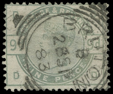 O Great Britain - Lot No.28 - Used Stamps