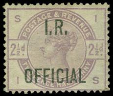 * Great Britain - Lot No.46 - Officials