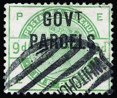 O Great Britain - Lot No.49 - Officials