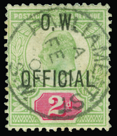 O Great Britain - Lot No.53 - Officials