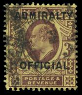 O Great Britain - Lot No.59 - Officials