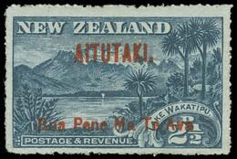 * Aitutaki - Lot No.69 - Aitutaki
