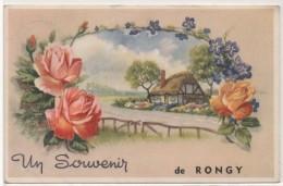 Un Souvenir De RONGY - Brunehaut