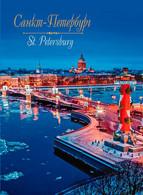 Russia, 2021, St.Petersburg Special Pack - Blokken & Velletjes