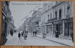 10 : Romilly-sur-Seine - Rue De La Boule-d'Or - Animée - Commerces - Armurerie Aux Armes De France - (n°20433) - Romilly-sur-Seine