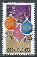 Cook Island YT N°528 Noël 1979 Neuf ** - Cook