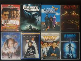 LOT 1 - 15 DVDs FILMS DIVERS - VOIR LISTE ET PHOTOS - Unclassified