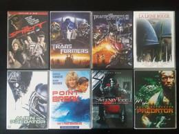 LOT 2 - 17 DVDs FILMS DIVERS - VOIR LISTE ET PHOTOS - Unclassified