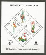 Bloc  Monaco En Neuf **  N 93  Vendu Au Prix De La Poste - Blocks & Sheetlets